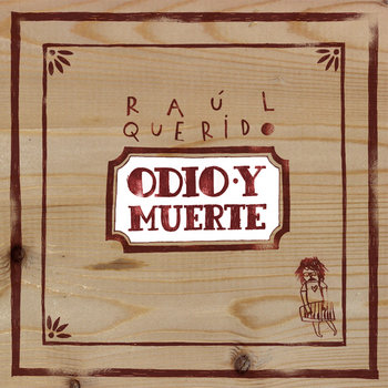 Odio y Muerte EP cover art
