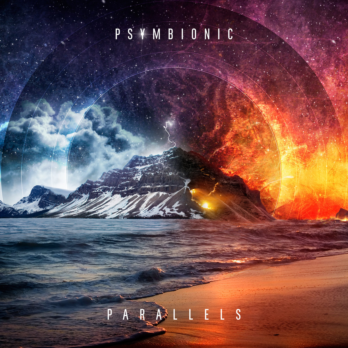 Purchase Psymbionic - Parallels