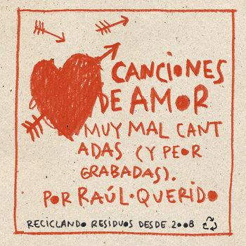Canciones de amor (muy mal cantadas) cover art