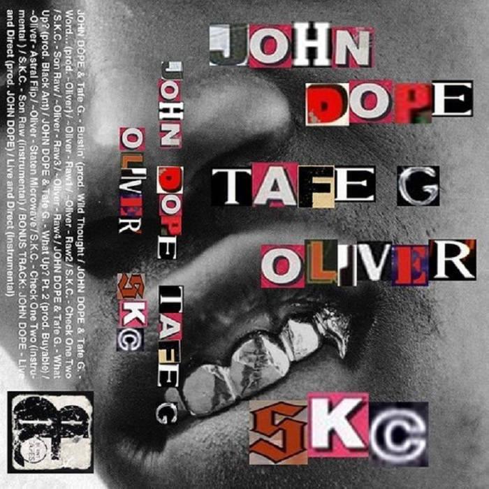 BTS002: JOHN DOPE & Tafe G. [digital] cover art