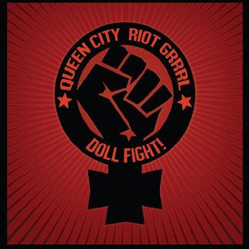 Queen City Riot Grrrl cover art