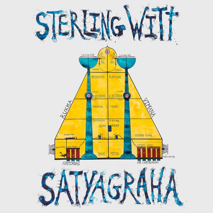 Satyagraha cover art