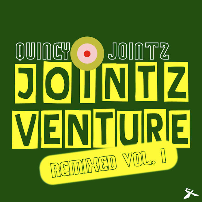 Jointz Venture Remixed Vol.1 cover art