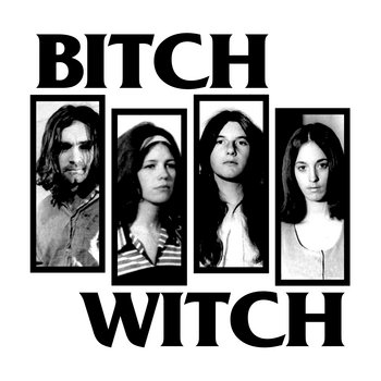 Bitch Witch Ep cover art