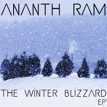 The Winter Blizzard EP cover art