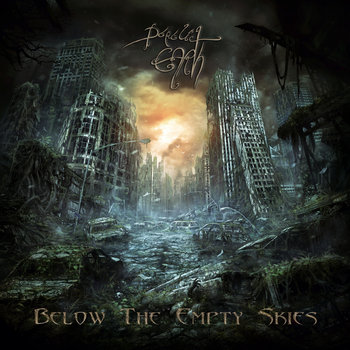 Below the Empty Skies cover art