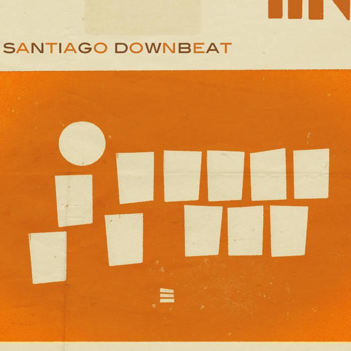 Santiago Downbeat cover art