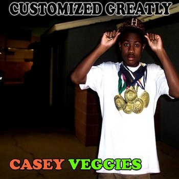 Customized Greatly Volume 1 cover art