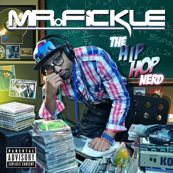 THE HIPHOP NERD cover art