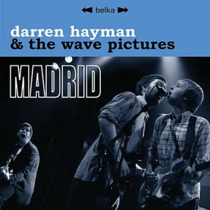Madrid cover art
