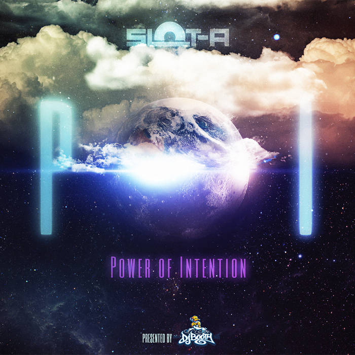 Power Of Intention Lp cover art
