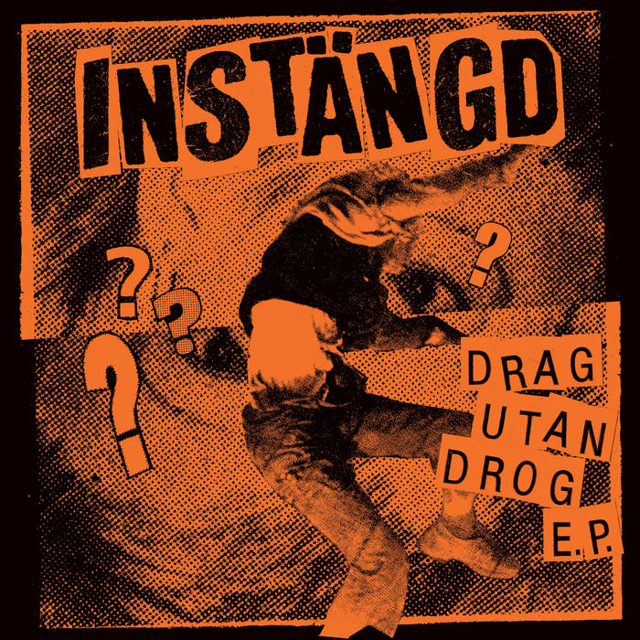 Drag Utan Drog E.P. cover art