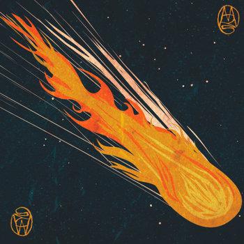 MARS RED SKY (debut album) cover art