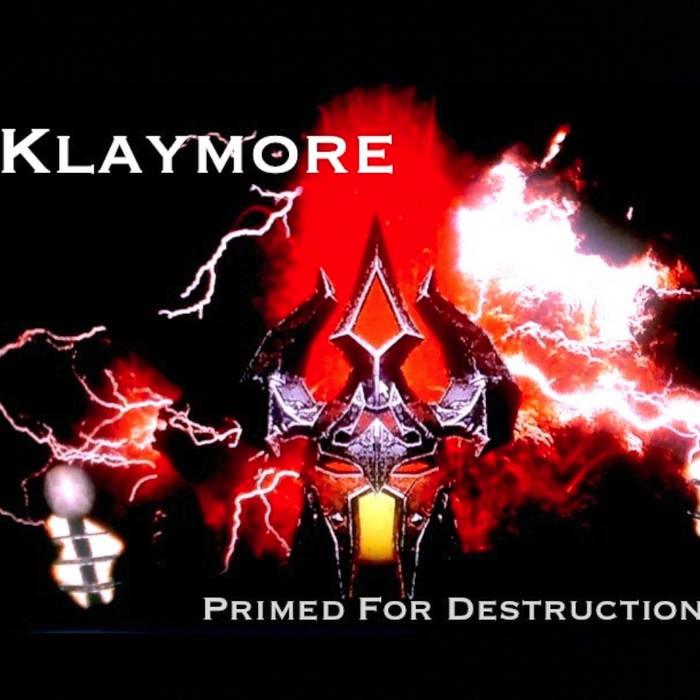 Primed For Destruction cover art