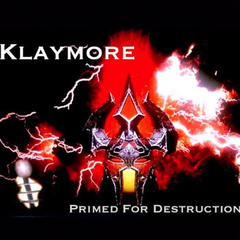 Primed For Destruction cover art