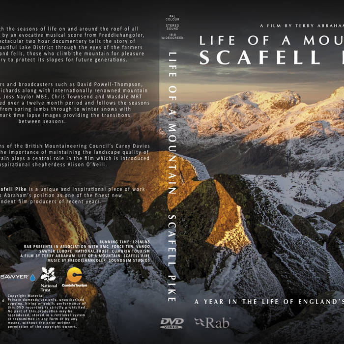 Life Of A Mountain - Scafell Pike : Soundtrack cover art