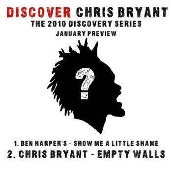 January 2010 Preview - Ben Harper cover art
