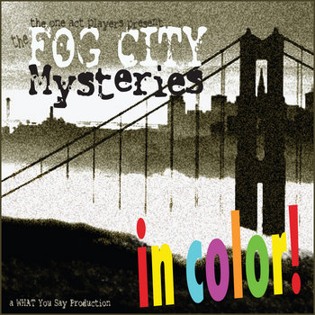 Treasure Island: A Fog City Mystery IN COLOR! cover art