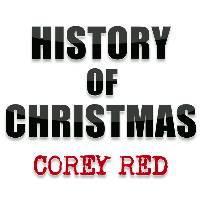 History of Christmas cover art