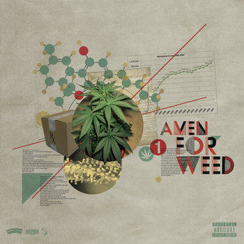 Amen For Weed / Hi-Life cover art