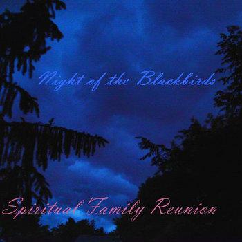 Night of the blackbirds - album cover art