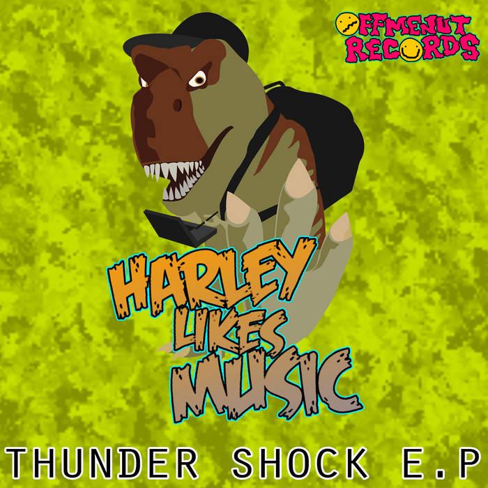 Thunder Shock E.P cover art
