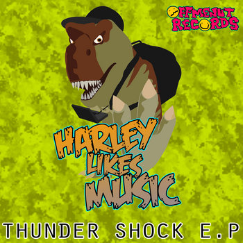 Thunder Shock E.P cover art
