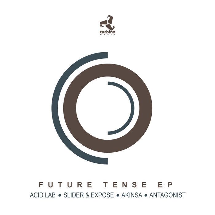 Various Artists - Future Tense EP | Turbine Music cover art