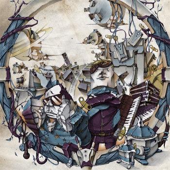 Robot Robinson cover art