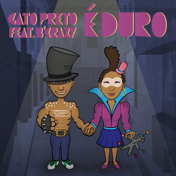 È Duro EP cover art