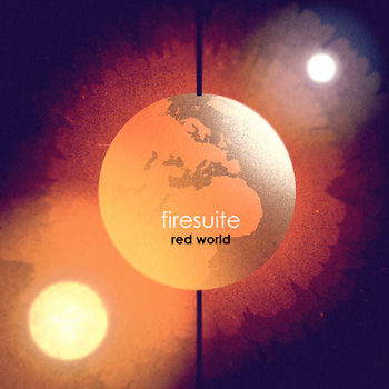 Red World Special Edition CD/EP cover art