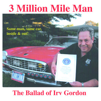 The Ballad Of Irv Gordon cover art