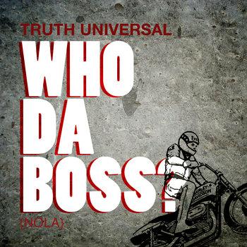 Who Da Boss?-[I'm a Boss Freestyle] cover art