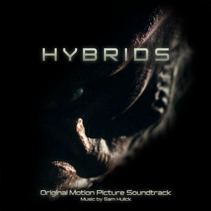 Hybrids cover art