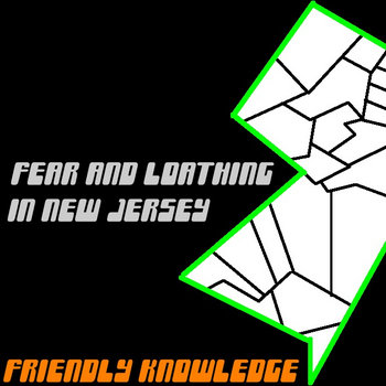 Fear and Loathing in New Jersey cover art