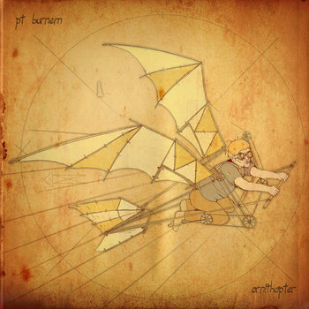 Ornithopter cover art