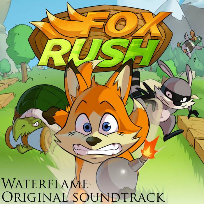 Fox Rush Original Soundtrack cover art