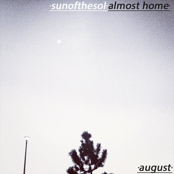 almost home. cover art