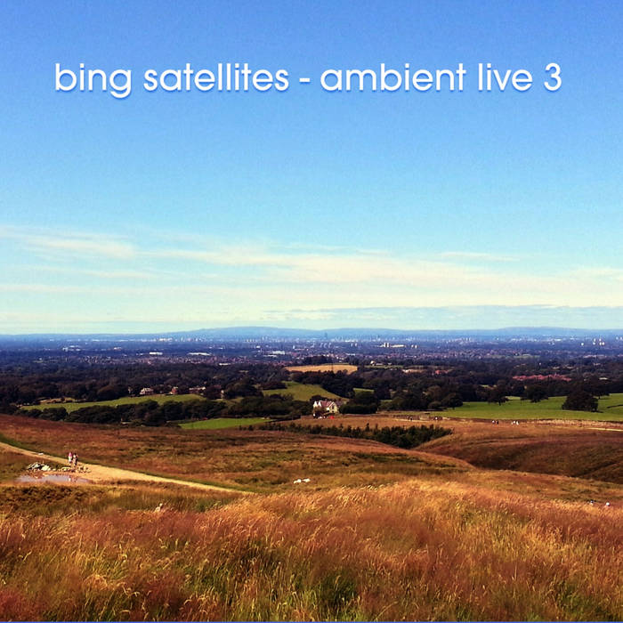 ambient live 3 cover art