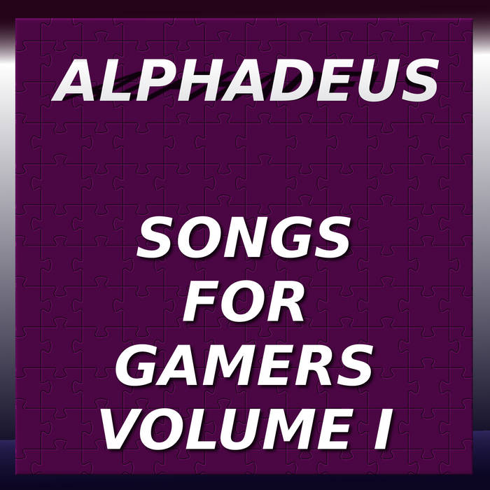 Songs for Gamers Volume I cover art
