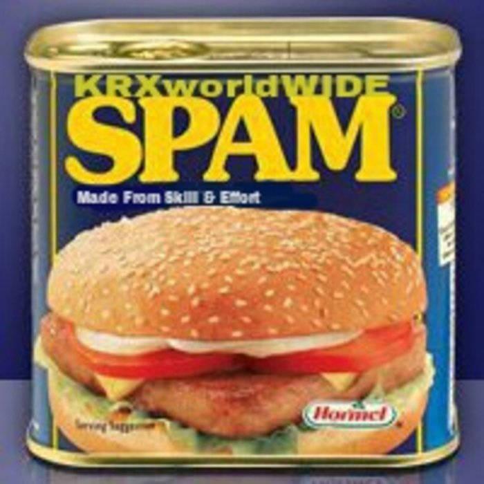 SPAM (Mixtape) cover art