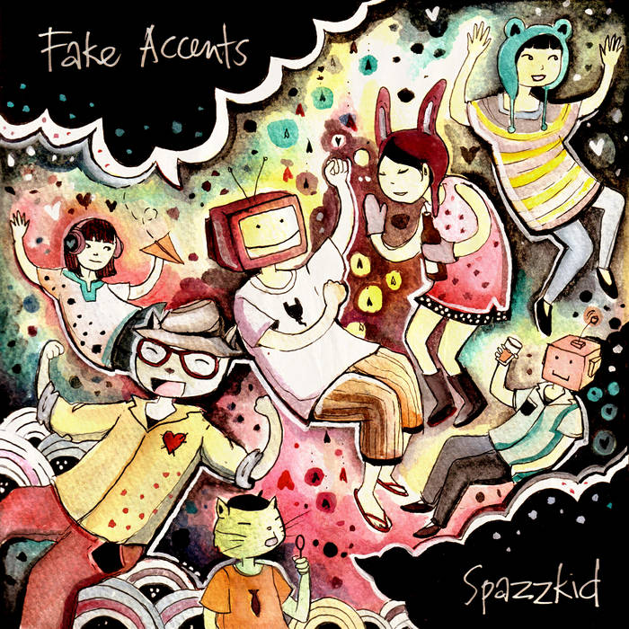 Fake Accents cover art