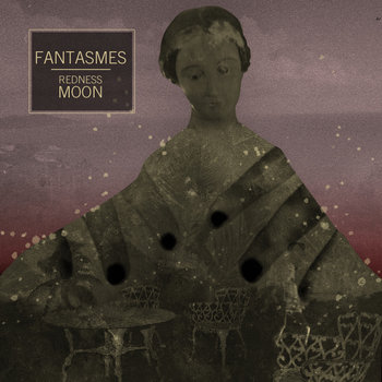 Redness Moon Lp cover art