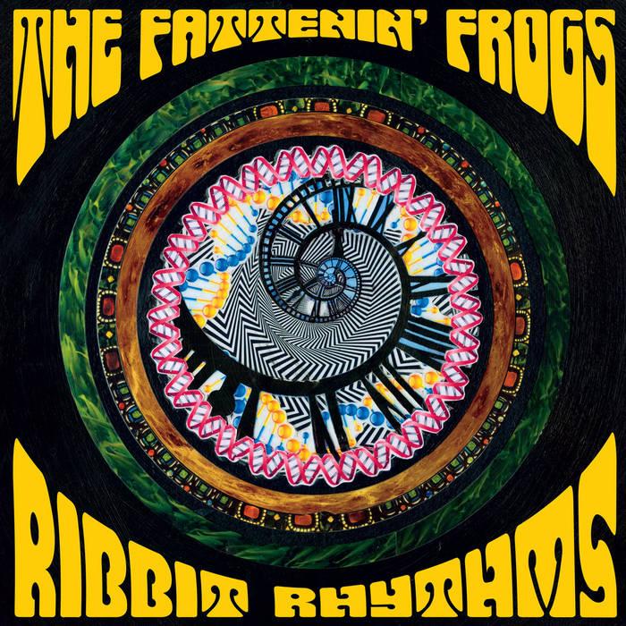 Ribbit Rhythms cover art