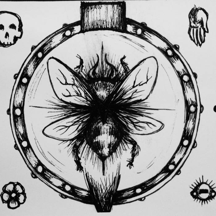 Blackwood Honeybees cover art