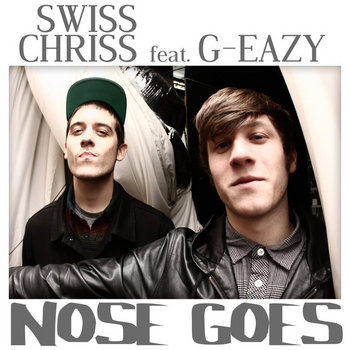 Nose Goes EP cover art