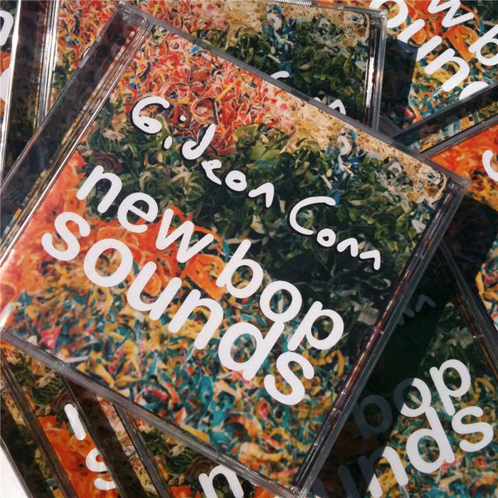 new bop sounds cover art