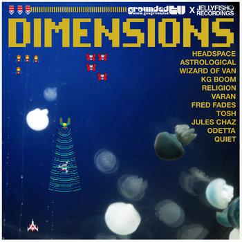 DIMENSIONS cover art