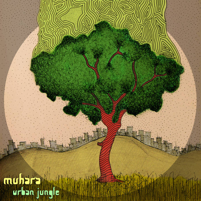 Urban Jungle cover art