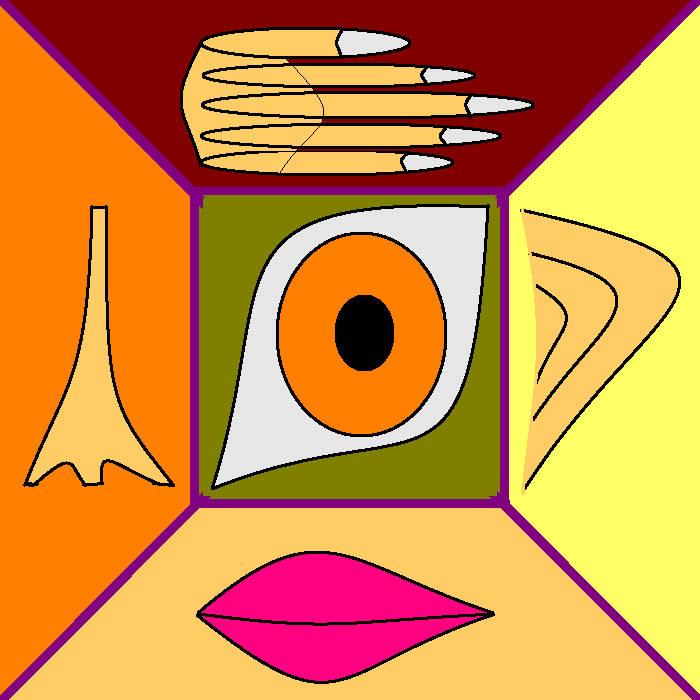 5 Senses 2 Zero in the 1 cover art